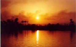 Crime against the Nile God: the Aswan High Dam