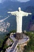 WORLD'S HIGHEST STATUE -Christ the Redeemer Brazil