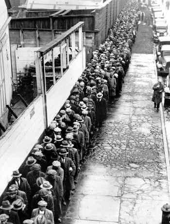 The Great Depression: the result of a perfect financial market?