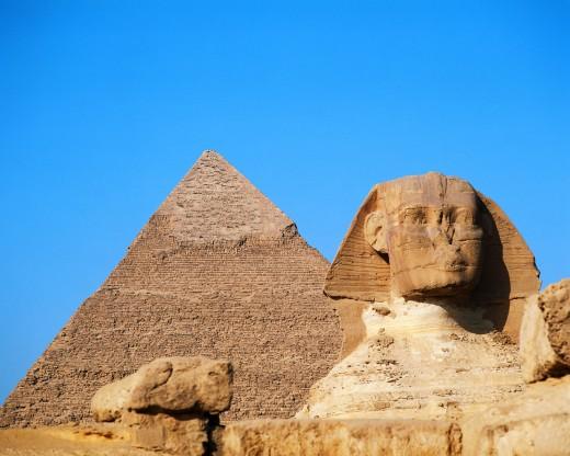 Holidays with Mummies and Pyramids