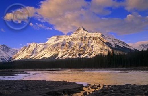5) Jasper National Park