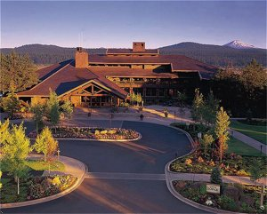Sunriver Resort  Photo: Public Domain
