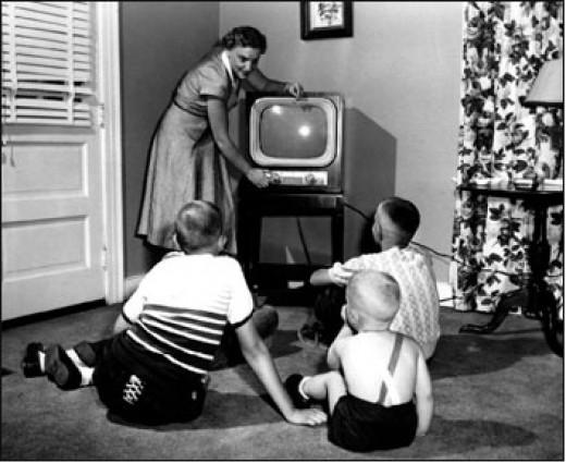 That's enough TV