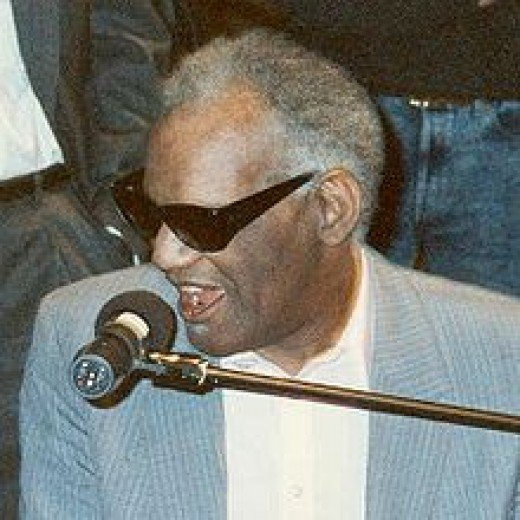 Ray Charles, courtesy of wikipedia