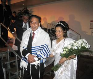 Indian Jew Wedding