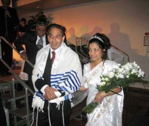 Indian Jew Wedding