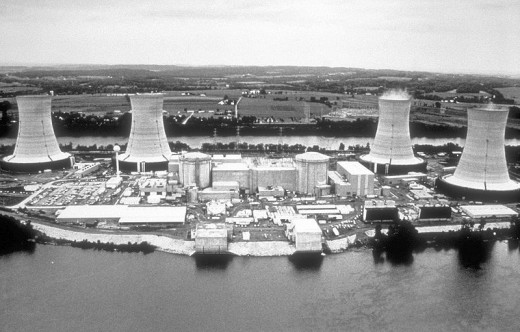 Three Mile Island was the US brush with a nuclear meltdown.