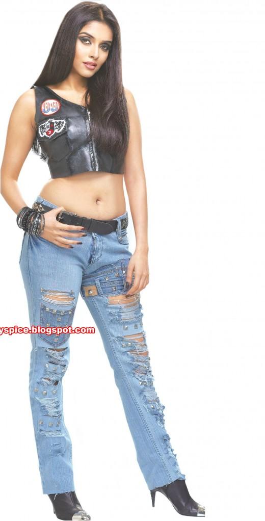 sexy actress Asin poster