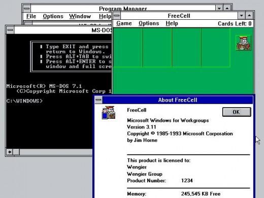 Installing DOS 2