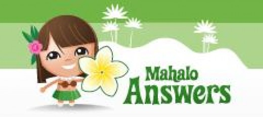 Enjoy the Hawaiian atmosphere with Mahalo Answers while you get the chance to show off your prowess in answering even the most difficult questions.