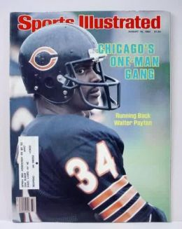 Walter Payton Chicago Bears Running Back