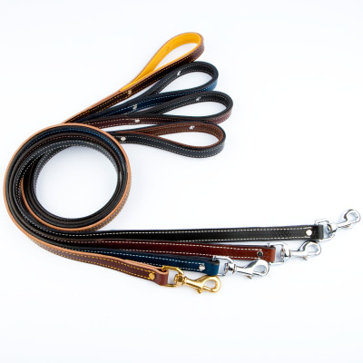 Weaver Designer Leather Dog Leashes $29.99