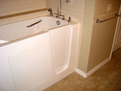 Walk-In Bathtubs for People with Physical Disabilities