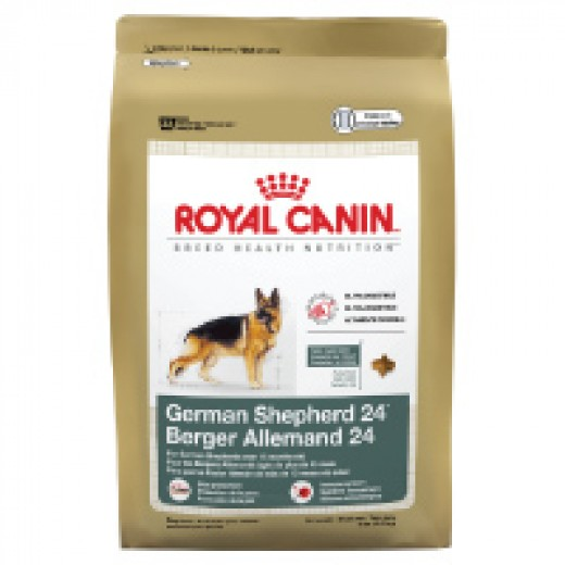 Royal Canin MAXI Canine Health Nutrition German Shepherd 24  $54.89