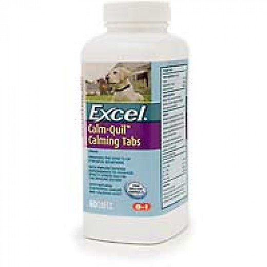 Excel Calm-Quil Calming Tablets  $8.97