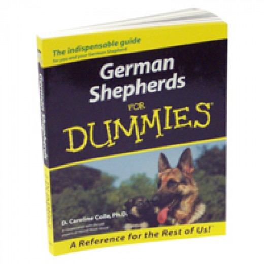German Shepherds for Dummies $13.59