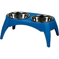 PETCO Right Height Adjustable Elevated Dog Bowls $27.97
