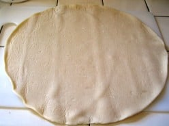 Regular Roll-out Pie Crust