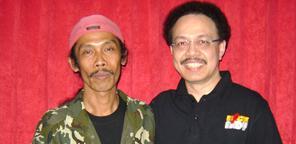 Mr. Sugeng Siswoyudono with Mr. Andy F. Noya (Metro TV Anchor) http://thanmustsoegenk.site50.net