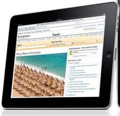 DID APPLE MESS UP THE APPLE IPAD?