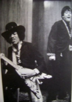 Jimi and Eric
