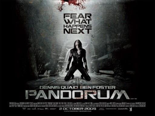 Pandorum - A Movie Review.