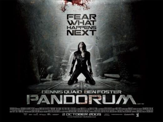 Pandorum - A Movie Review.