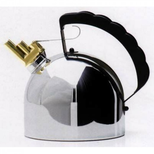 Alessi Richard Sapper Tea Kettle