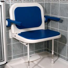 Mounted Handicap Shower Chair