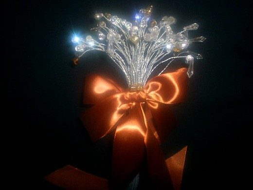 Crystal Wedding Bouquet(my portfolio)