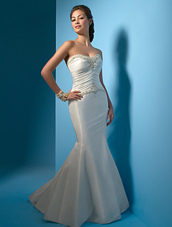 Wedding Dress:Alfred Angelo Wedding Dress
