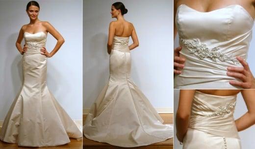 Wedding Dress: