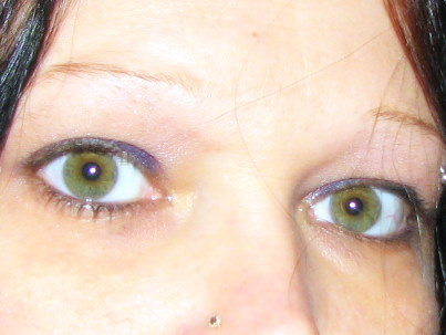 These are the windows to my Soul. Some people are mesmerized by my green eyes, others cannot bear to look into them. I guess it all originates in how you personally see things...There is a very old, kind Soul who lives here.