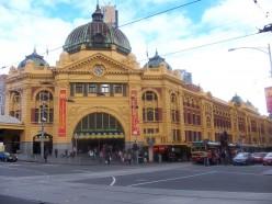 Flinders Street Station - Melbourne, Australia