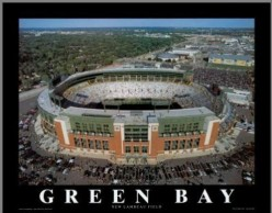 Touring Green Bay, Wisconsin