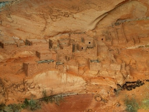 Arizona Cliff Dwellers