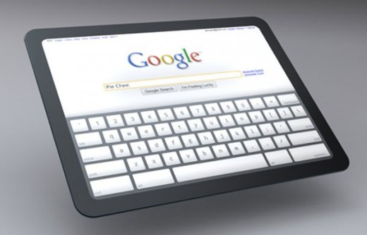 A Potential Google Tablet