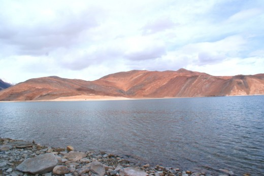 The Pangong Lake