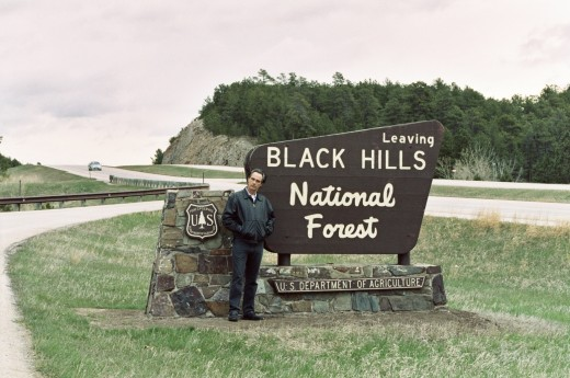 JAMES A WATKINS IN BLACK HILLS