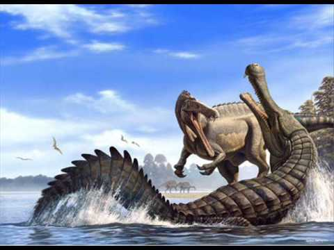 The ancient form of the crocodile lived alongside many of the dinosaurs over a few great epochs.