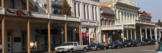 Gold Rush Days Is Held In Old Sacramento