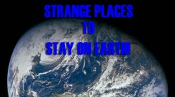 Strange Places To Stay On Earth Hotels Inns and Hostels