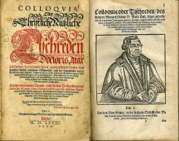 Martin Luther writings, c. 1581