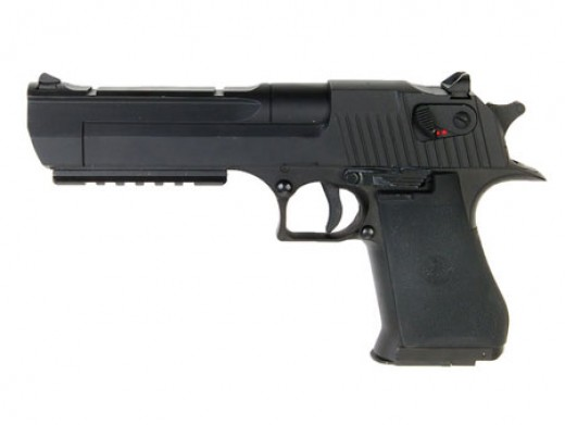 Black Thunder is a nickname of this airsoft electric pistol from Cyma - CM121. It features a 30 BB magazine and can shoot in both semi and full automatic mode. Would you rather play with this gun?