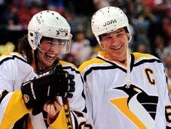 Mario and Jagr: our heroes