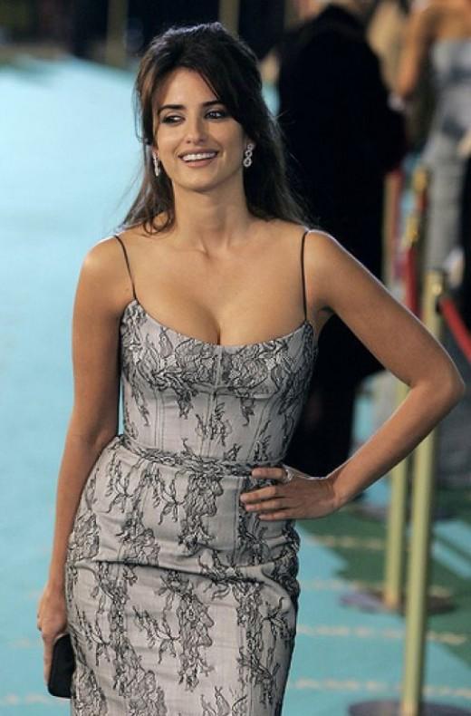 Hot Penelope Cruz