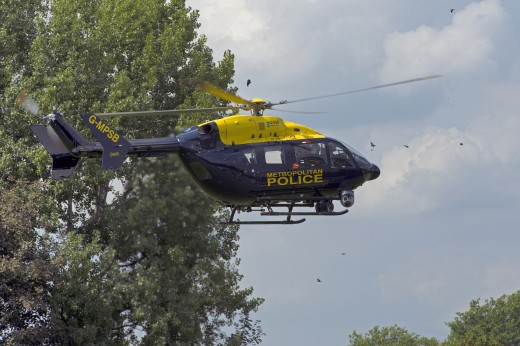 Met Police Helicopter
