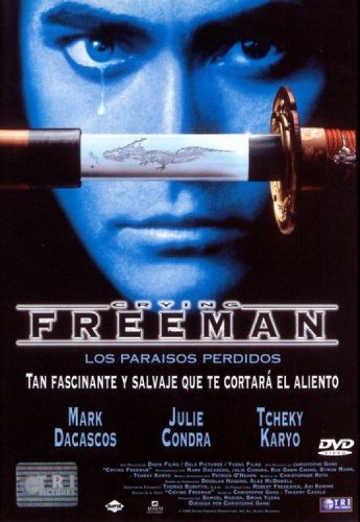 Crying Freeman (1995) - Live-Action Anime Movies