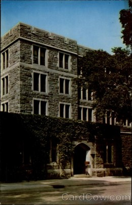 Grant Hall West