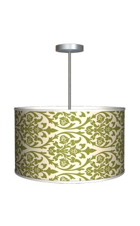Bernadette Scroll Lighting Fixture